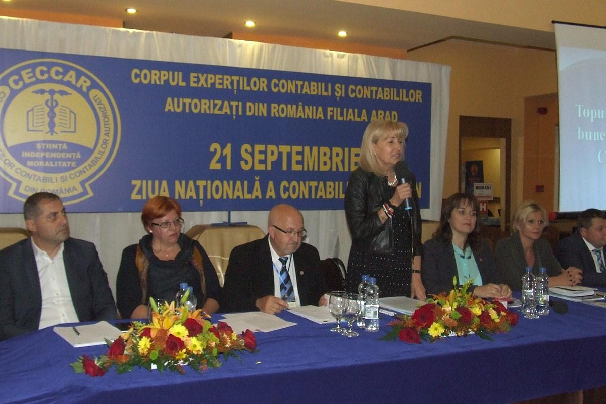 Ziua Națională a Contabilului Român-UVVG